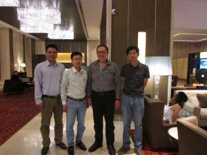 Gặp gỡ tổng giám đốc BIOAGRICERT về tình hình chứng nhận Organic, Global GAP