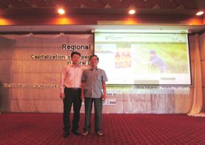 Vinalean tham gia hội thảo tại Thái Lan về phát triển bền vững