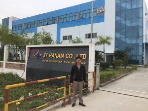 Công ty TNHH JY Hà Nam áp dụng tiêu chuẩn ISO 9001 &  ISO 14001 phiên bản 2015